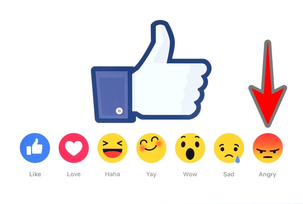 Facebook「ひどいね」の使い方(取り消し・出ない場合など)